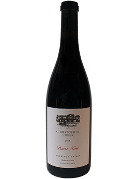 2016 Anderson Valley Reserve Pinot Noir
