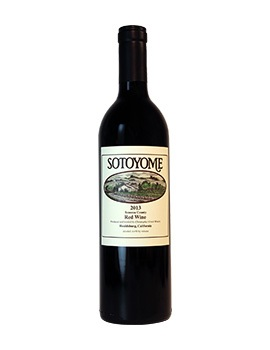 2013 Sotoyome Red Blend